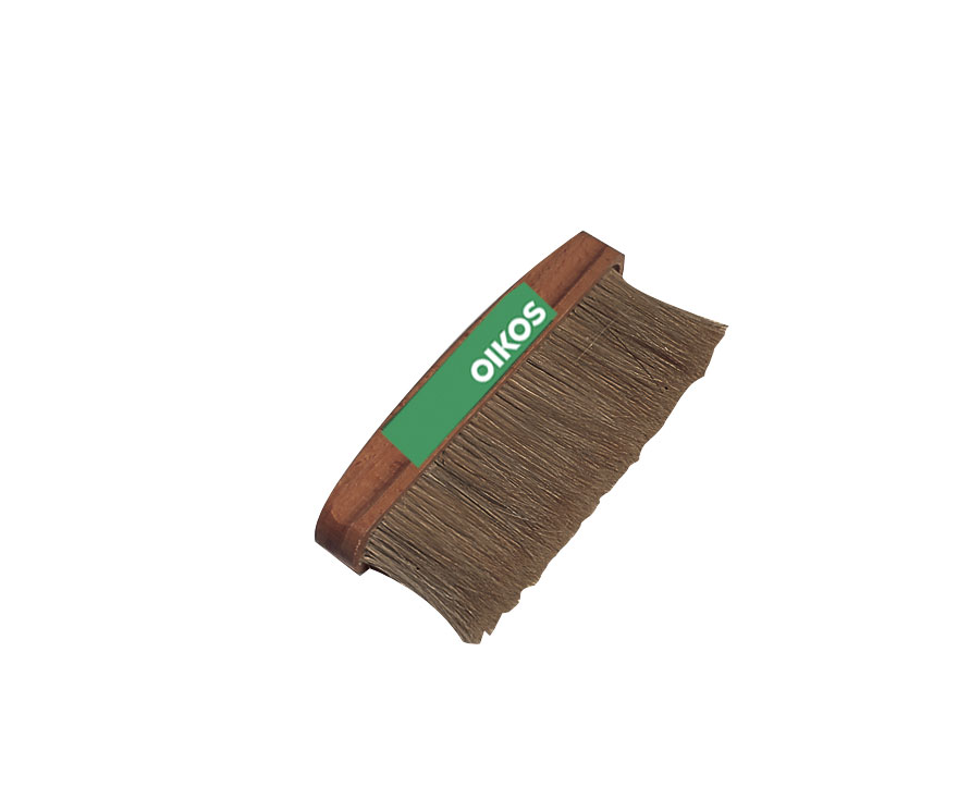 ART. 136 PENNELLO IN SETOLA COMB BRUSH BY OIKOS