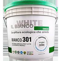 BIANCO 301 - TRASPIRANTE, RIEMPITIVO, COPRENTE