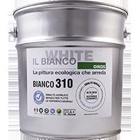 BIANCO 310 - SMALTO MURALE SMACCHIABILE OPACO