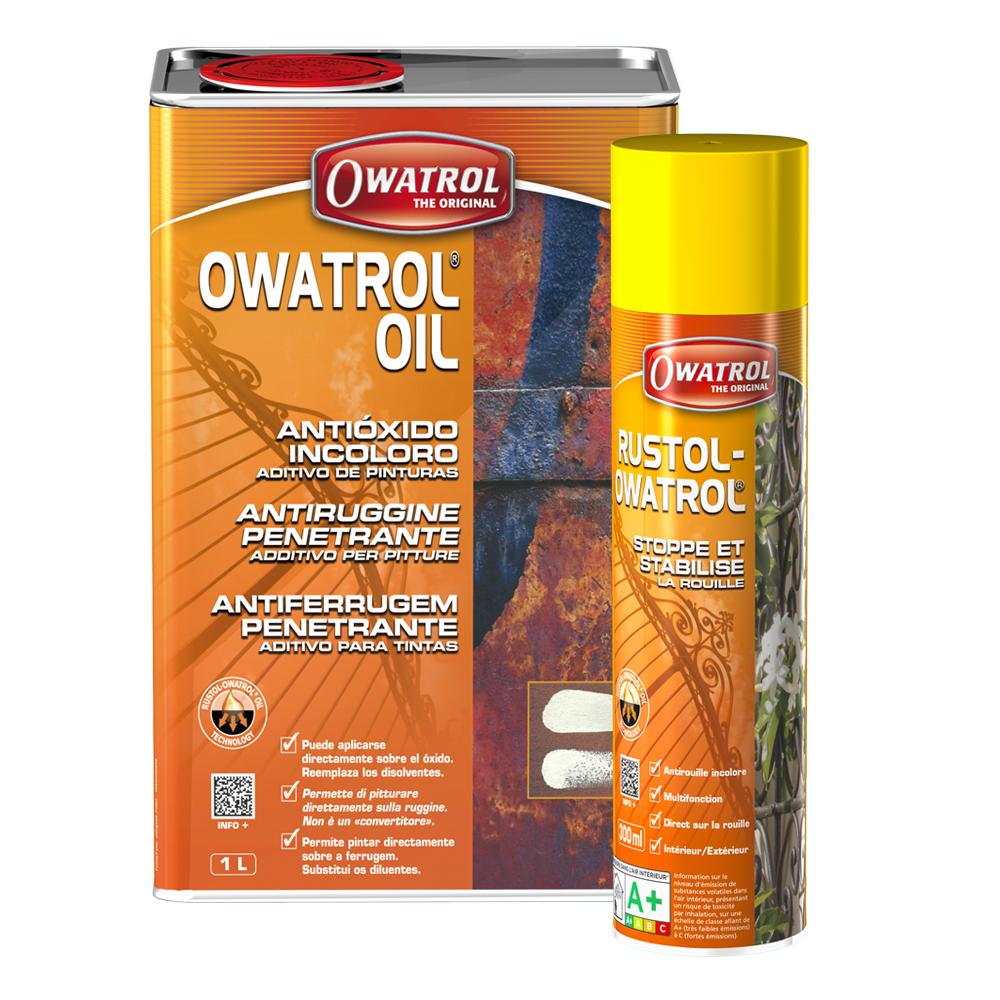 OWATROL OIL - L'ORIGINALE ANTIRUGGINE PENETRANTE