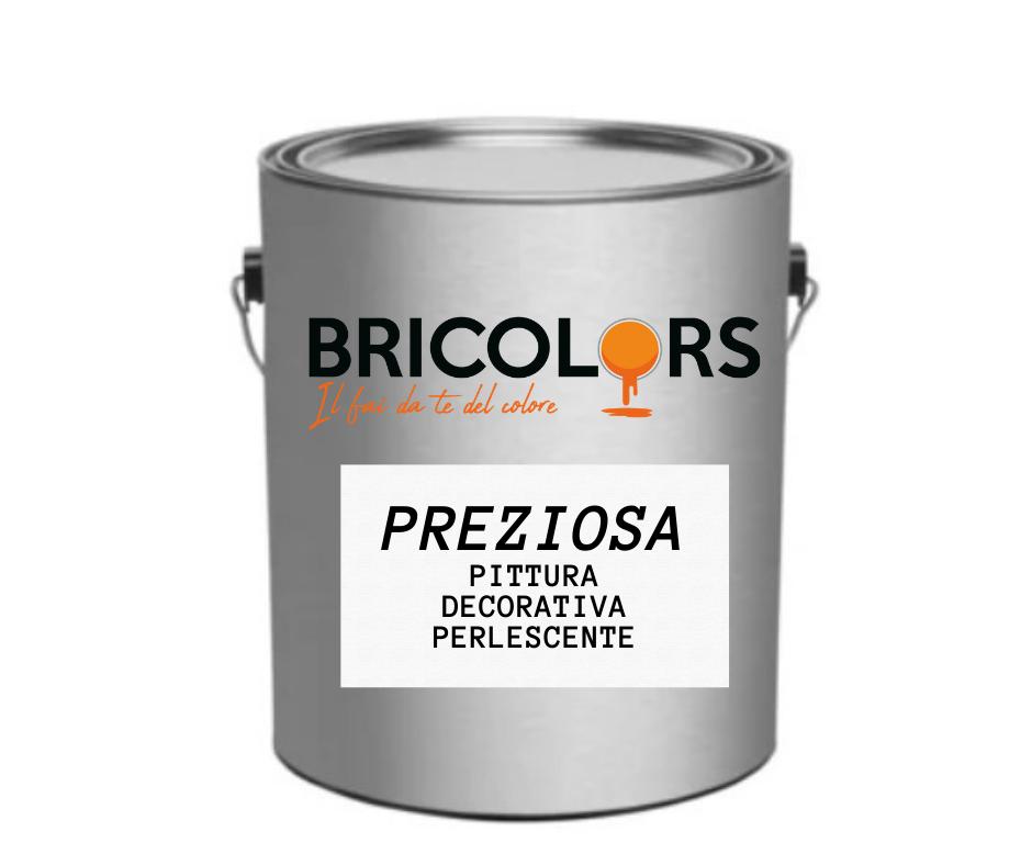PREZIOSA - PITTURA DECORATIVA PERLESCENTE