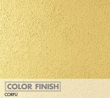 COLOR FINISH CORFU' - INTONACO MINERALE 1,2mm