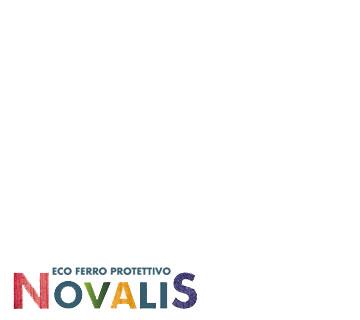 NOVALIS FERRO PROTETTIVO – TRASPARENTE ANTIGRAFFIO PER FERRO ANCHE FERROMICACEO